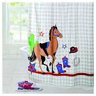 Big Believers Yeehaw Shower Curtain Set