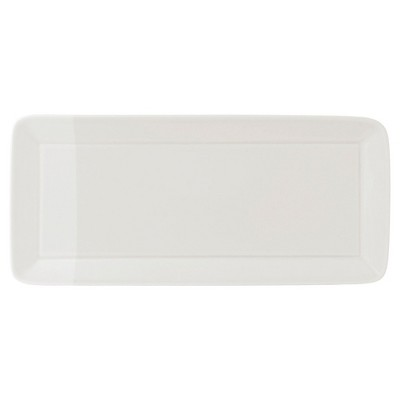 Royal Doulton 1815 White Rectangular Tray