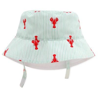 Baby Boys' Lobster Baseball Hat Blue/Red 12-18M - Circo™