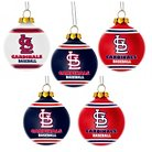 Forever Collectibles - MLB 5 Pack Shatterproof Ball Ornaments