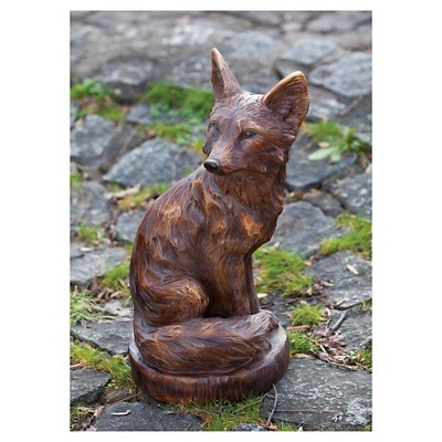 Woodland Creatures Moose Statuary Brown - Evergreen