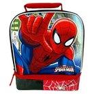 Marvel Spiderman Lunch Bag - Red/Black