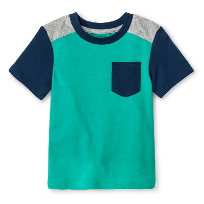 Baby Boys' T-Shirt - Tropic Green 12M  - Circo™