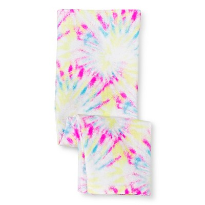 Baby Girls' Tie Dye Capri Legging White 12M - Circo™