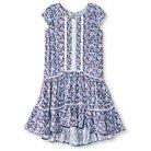 Toddler Girls' Floral Challis Dress White - Genuine Kids from Oshkosh™