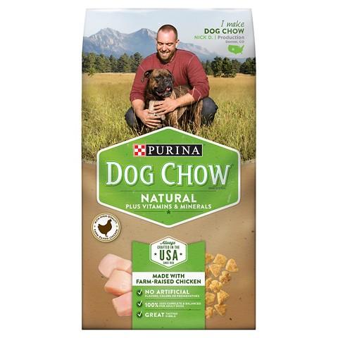 Purina Naturals Dog Food Coupons