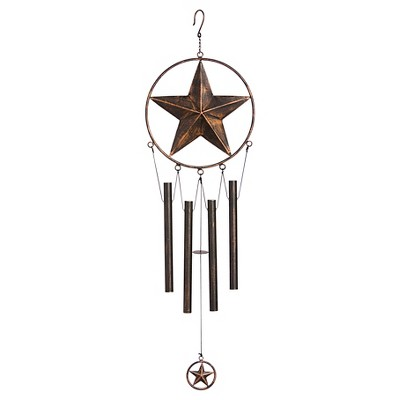 Wind Chime EVERGR Brown