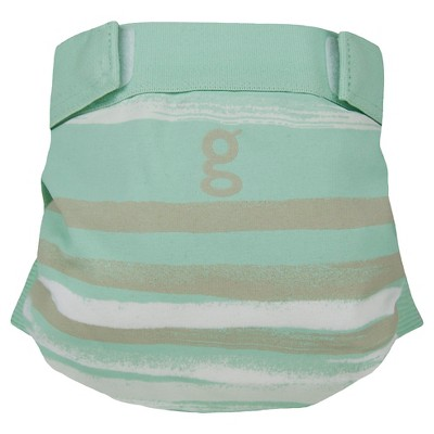 gDiapers gee I love the sea blue gPants - Medium