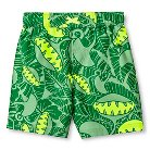 Toddler Boys' Venus Fly Trap Swim Trunk Green 6 - Circo™