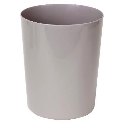 Trellis Plastic Wastebasket