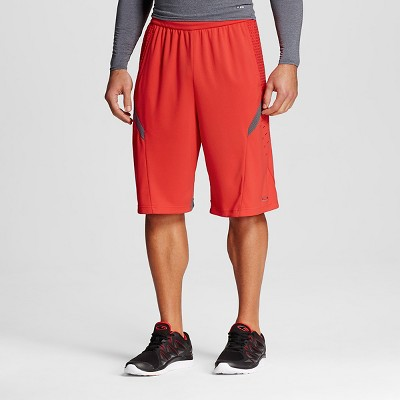 C9 Champion® Men's Quick-Dry Basketball Short Red Puree S
