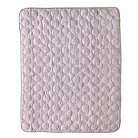 CoCaLo Pinwheel Quilted Comforter - Orchid Hush