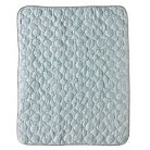 CoCaLo Pinwheel Quilted Comforter - Starlight Blue