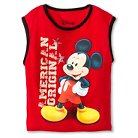 Disney® Toddler Boys' Mickey Mouse™ Tank Top - Red