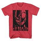 Marvel™ Men's Civil War Divided Heroes T-Shirt Red S