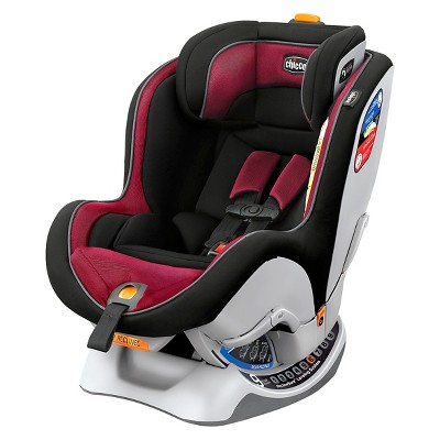 Chicco Nextfit Convertible Car Seat - Saffron