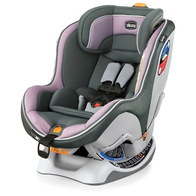 Chicco Nextfit Zip Booster Car Seat - Lavender
