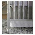CoCaLo Dust Ruffle - Gray Linen