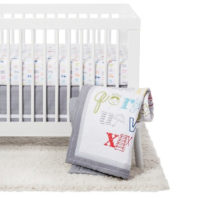 Crib Bedding Set 4pc  - ABC - Circo™