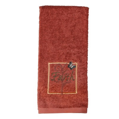 Cherish Embroidered Hand Towel