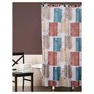 Cherish Fabric Shower Curtain