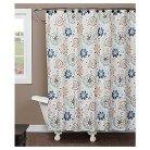 Renee Fabric Shower Curtain