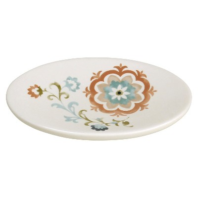 Renee Ceramic Soap Dish
