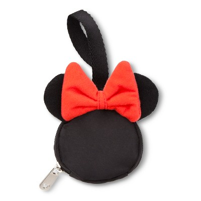 Disney Pacifier Pouch Diaper Bag Accessory- Minnie Mouse