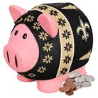 Forever Collectibles NFL Sweater Piggy Bank Decorative Coin Bank