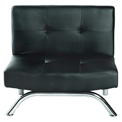 Sleeper Chair Black - Dorel Home Product