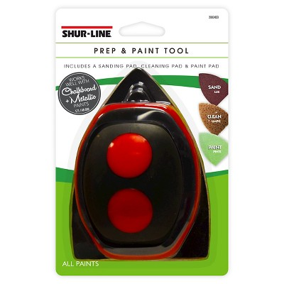 Shurline 3 in1 Prep and Paint tool - Sand, Clean and Paint tool