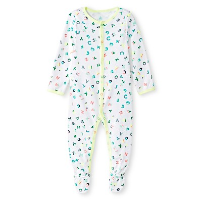 Oh Joy!® Newborn Sleep N Play - ABC 0-3M