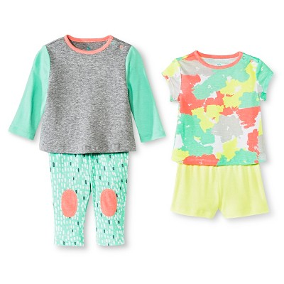 Oh Joy!® 4 Piece Set - Painted Camo 0-3M