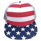 Concept One Men's Americana Trucker Hat White - One Size