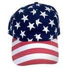 Concept One Men's Americana Baseball Hat Navy - One Size