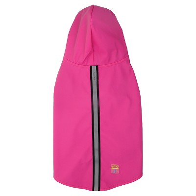 "Jelly Wellies Deluxe Raincoat - Pink (Medium) (15"")"