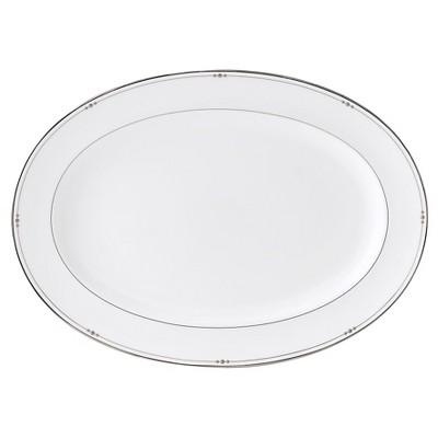 Royal Doulton Precious Platinum Oval Platter