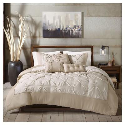 Comforter Set FULL/QUEEN Khaki