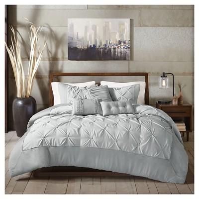 Comforter Set FULL/QUEEN Grey
