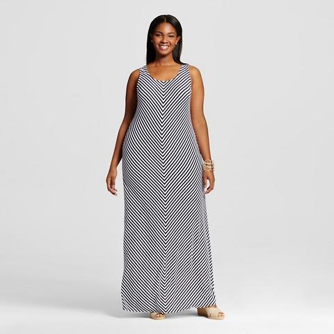k michelle plus length dress