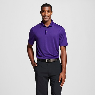 C9 Champion® Men's Golf Polo Shirts Rich Purple M