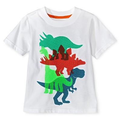 Baby Boys' T-Shirt - True White 18 M - Circo™