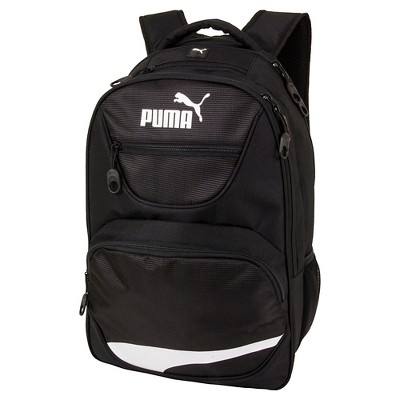 "Puma 17"" Squad Backpack - Black"