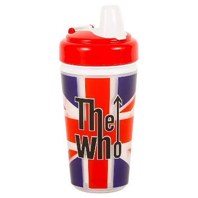 Daphyl's The Who Union Jack Sippy Cup