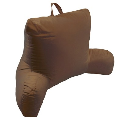 Elements Micro Fiber Bed Rest Lounger - Chocolate