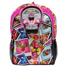 """FAB 17"""" Starpoint InstaCandy Backpack with Headphones - Pink"""
