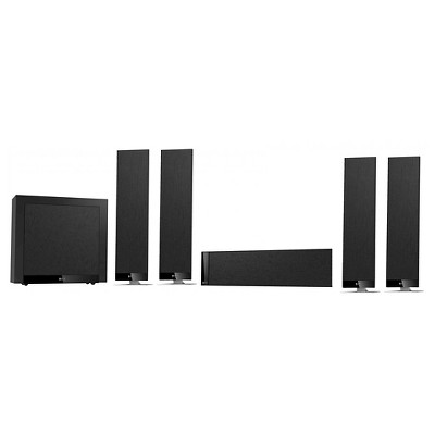 KEF 5.1 - Channel Home Theater Speaker System with Subwoofer