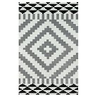 """nuLOOM Hand Tufted Enrique Accent Rug - Gray (3' 6"""" x 5' 6"""")"""