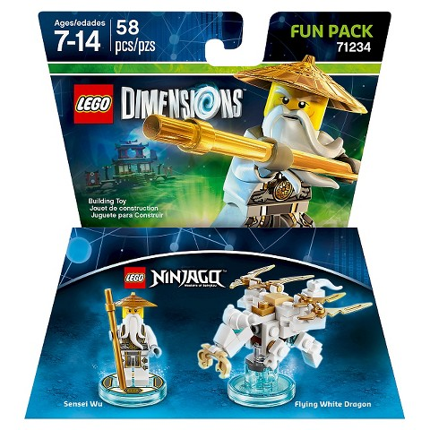 LEGO® Dimensions Ninjago Fun Pack