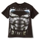 BOYS DAWN OF JUSTICE BATMAN CHEST GRAPHIC TEE